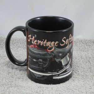 Official Harley Davidson Heritage Softail coffee